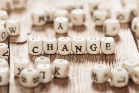 change-wijzig je woorden en verander het resultaat